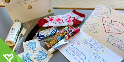 KyndKit Event: Create a Dignity Bag for the Homeless