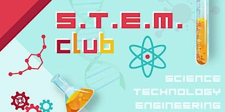 S.T.E.M. Club : Physics / la physique billets