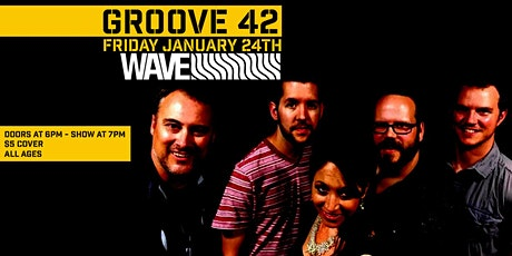 Groove 42 tickets