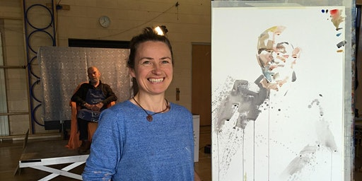 Aine Divine - Portraits in watercolour Workshop (Expression of Interest)