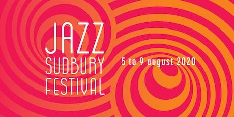 Jazz Sudbury Festival 2020 tickets