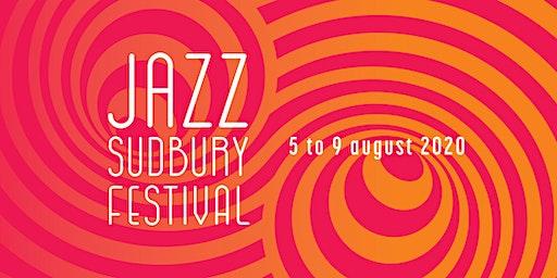 Jazz Sudbury Festival 2020