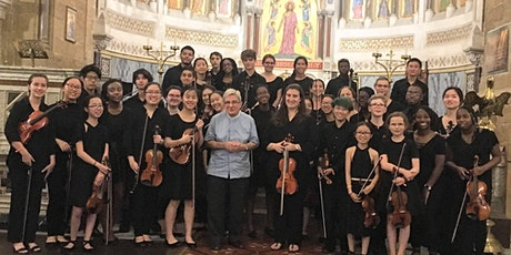 Stretto Youth Chamber Orchestra at the Arts Council of Princeton tickets