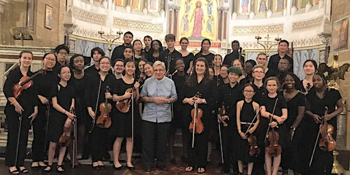 Stretto Youth Chamber Orchestra at the Arts Council of Princeton