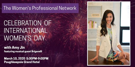 SAVE THE DATE: Hudson Valley Celebration of International Women's Day (WPN) 2020