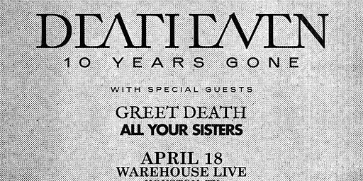 DEAFHEAVEN / GREET DEATH / ALL YOUR SISTERS