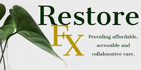 RESTOREFX LAUNCH tickets