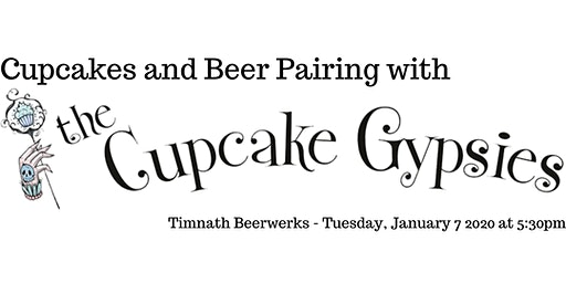 Cupcakes and Beer Pairing 1/7/20