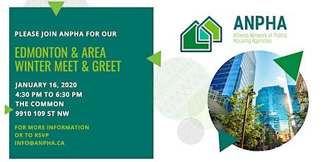 ANPHA- Edmonton & Area Winter Meet & Greet tickets