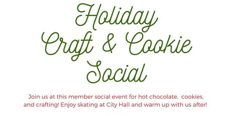 Holiday Craft & Cookie Social tickets