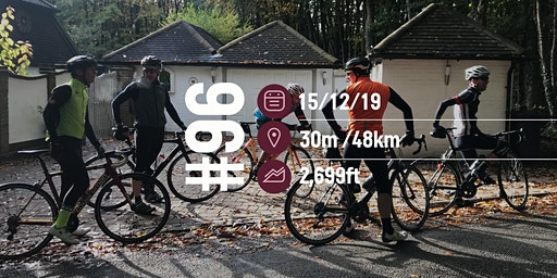 Cycle & Social Sunday Club Ride #96