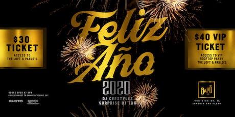 Feliz Año - NYE 2020 Reggaeton Remix tickets