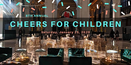 The Eighth Annual Cheers For Children tickets