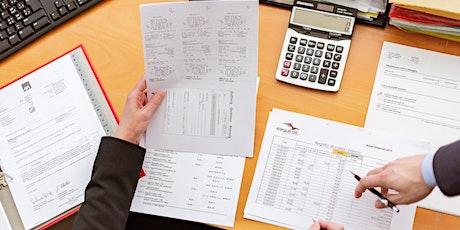 Tax Talk (Webinar) tickets