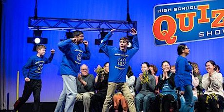 High School Quiz Show: Acton-Boxborough vs. Arlington tickets