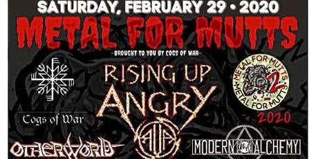 Metal For Mutts @Archetype 02.29.20 tickets