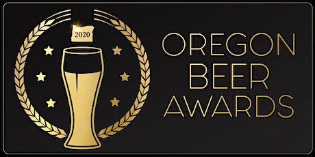Oregon Beer Awards 2020 tickets