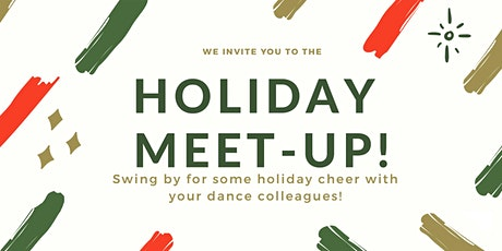 Holiday Dance Meet-up tickets