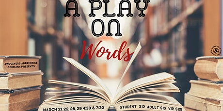 A Play On Words tickets