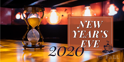 New Year's Eve at The Fall