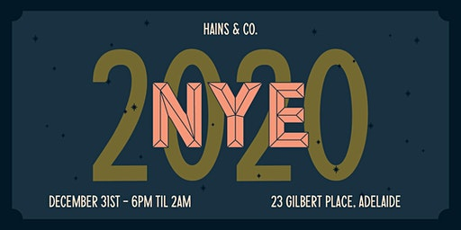 New Years Eve - Gin Party