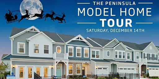 The Peninsula: Holiday Model Home Tour