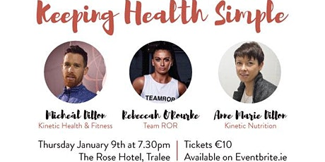 Keeping Health Simple tickets