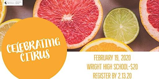 Celebrating Citrus Cooking Class