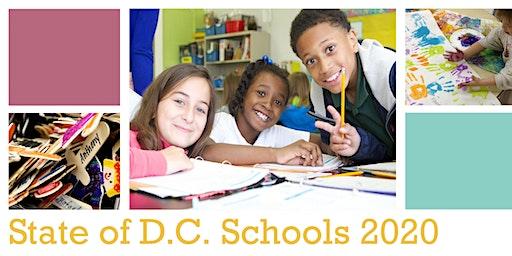 State of D.C. Schools launch breakfast