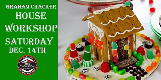 Graham Cracker House Workshop