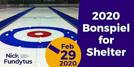 2020 Bonspiel for Shelter tickets