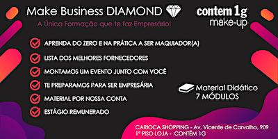 Make Business Diamond - A Única Formação que te Faz Empresária