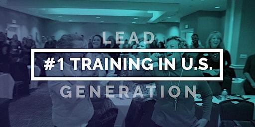 """Del Rey Oaks, CA """"Secrets of Successful Lead Gen"""", Jan.15th"""