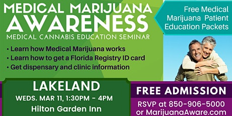 North Port- Medical Marijuana Awareness Seminar tickets