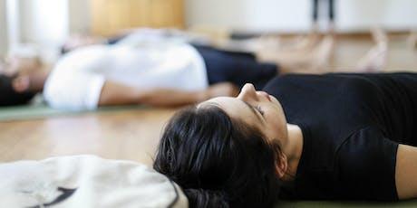 Mon premier cours de méditation  billets