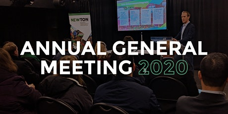 Newton BIA Annual General Meeting 2020 tickets