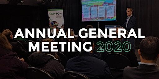 Newton BIA Annual General Meeting 2020