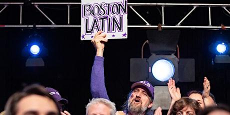 High School Quiz Show: Boston Latin vs. Whitman-Hanson tickets