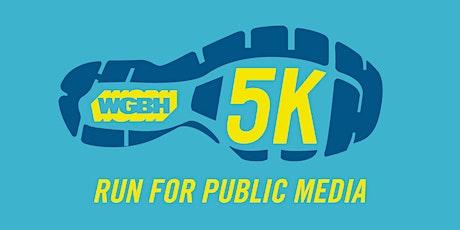 WGBH 5K: Run for Public Media tickets