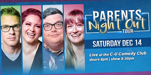 Parent's Night Out Comedy Tour
