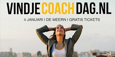 Vind Je Coach Dag | Wat zijn jouw goede voornemens voor het nieuwe jaar? tickets