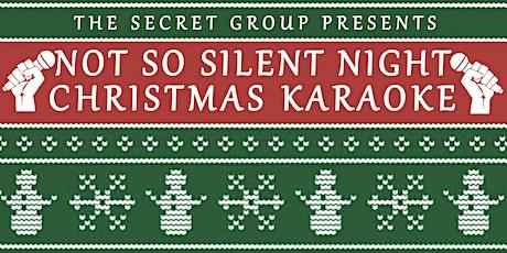 Not So Silent Night Christmas Karaoke tickets