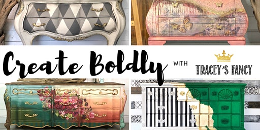 Create Boldly with Tracey's Fancy With Surprise Guest Solly Jo Moore