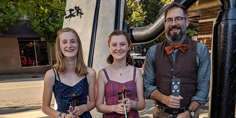 Music of the Carolinas: Lillian Chase and The Deadpan Stringband tickets