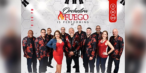 Orchestra Fuego live December 13 at the Day Break cafe