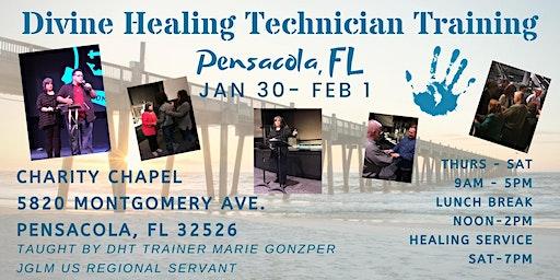 PENSACOLA, FL - JGLM DHT - Divine Healing Technician Training