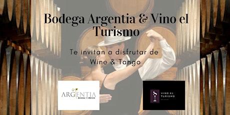 Wine & Tango entradas