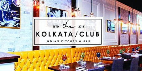 Lunch and tea at The Kolkata Club, Guelph, ON tickets