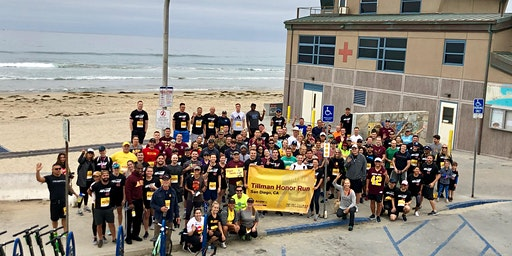 San Diego:Tillman Honor Run
