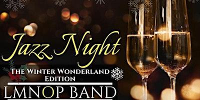 Winter Wonderland December Jazz Night @ Cornbread-Maplewood (Show 1: 6:30PM- 8PM)